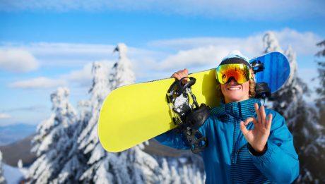 snowboardvédőfelszerelésbérlése